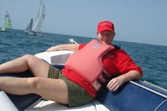 Dubai pri jachtarskych zacodech