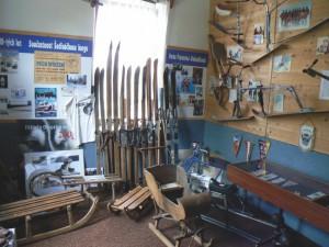 muzeum turistiky a zimnich sportu destne
