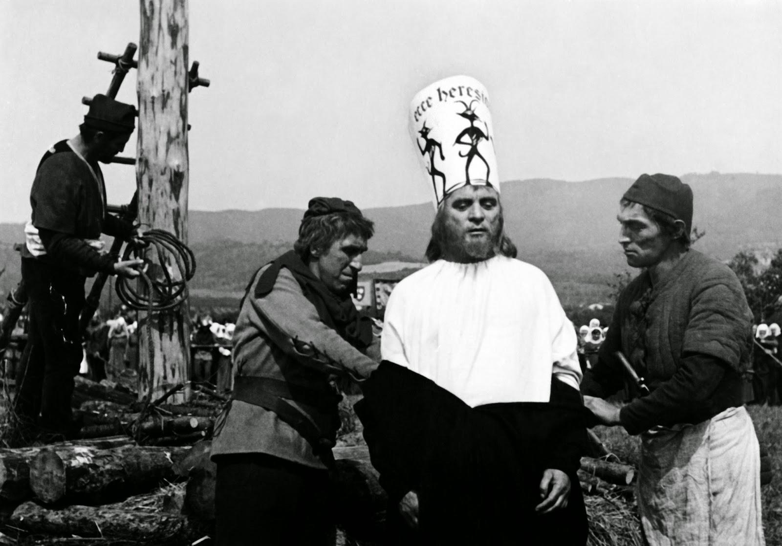 z filmu Jan Hus (1954)