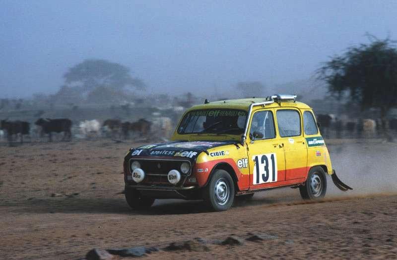 01 Dakar-1979-Renault-4