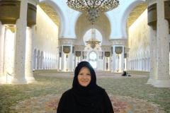 Abu Dhabi Velka Mesita