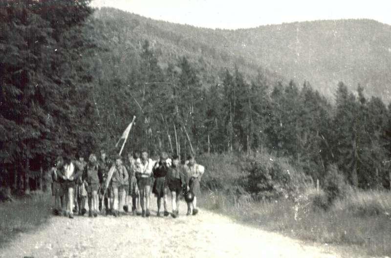 61 IX III- oddíl v N Tatrách