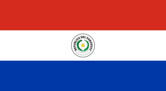 Paraguajská vlajka